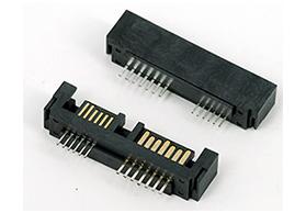 湖南SATA7+6P 焊线式/DIP 公头 LCP料