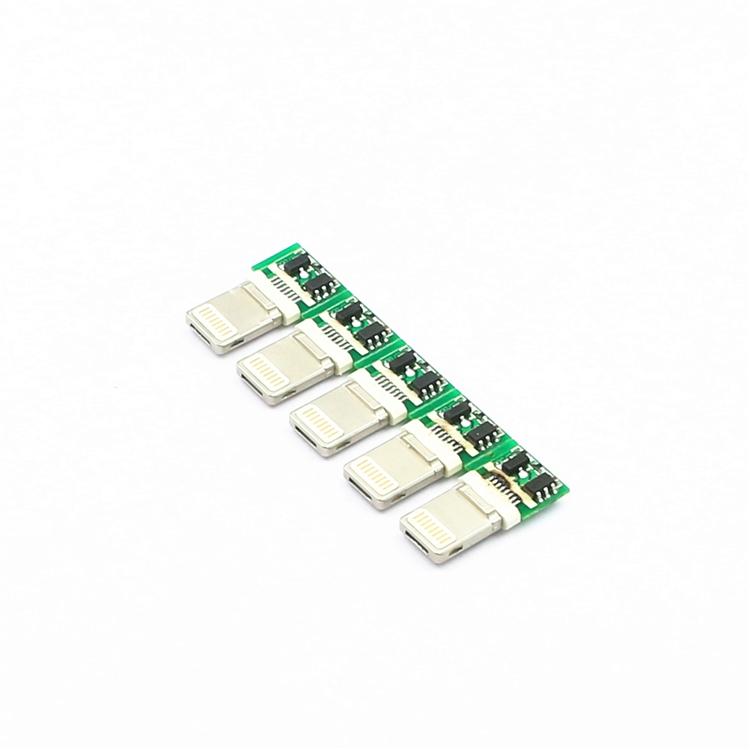 苹果 MICRO 二合一带PCB板