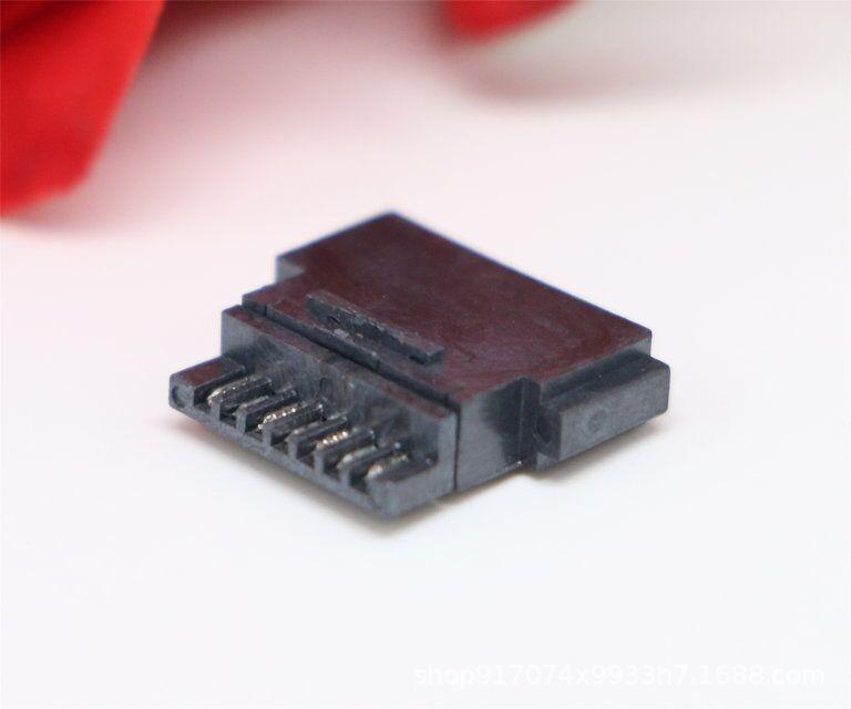 SATA7P/F焊线U形