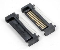 SATA15P单P焊线公头