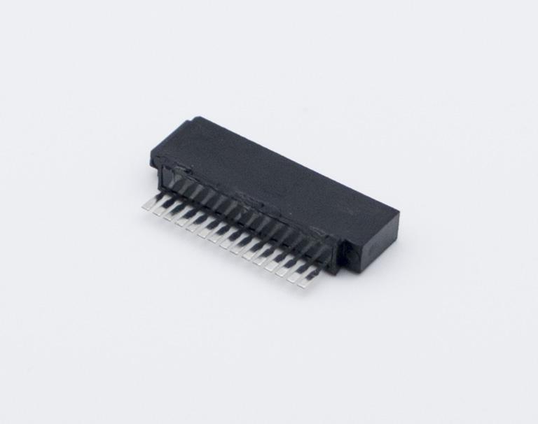 SATA15P单P焊线母头